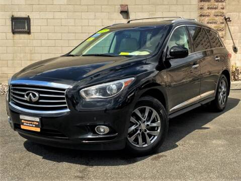 2015 Infiniti QX60 for sale at Somerville Motors in Somerville MA