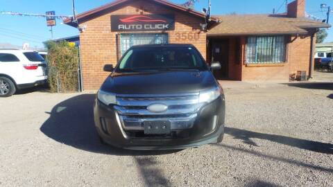 2011 Ford Edge for sale at Auto Click in Tucson AZ