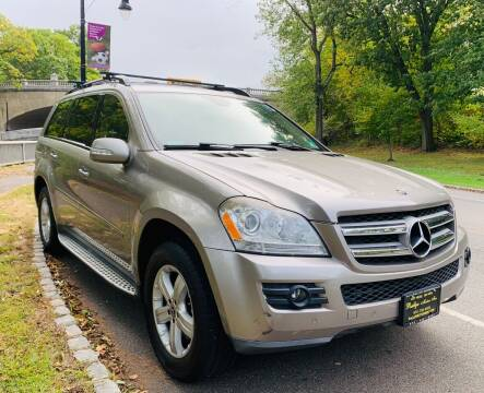 2008 Mercedes-Benz GL-Class for sale at Rallye  Motors inc. in Newark NJ