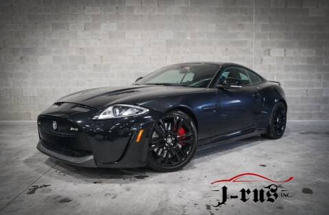 2012 Jaguar XKR-S for sale at J-Rus Inc. in Macomb MI