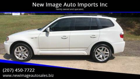 2006 BMW X3 for sale at New Image Auto Imports Inc in Mooresville NC