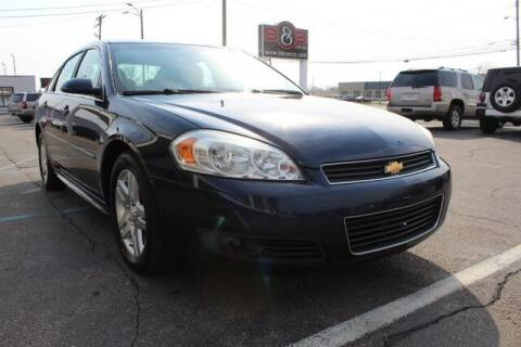 2010 Chevrolet Impala for sale at B & B Car Co Inc. in Clinton Twp MI