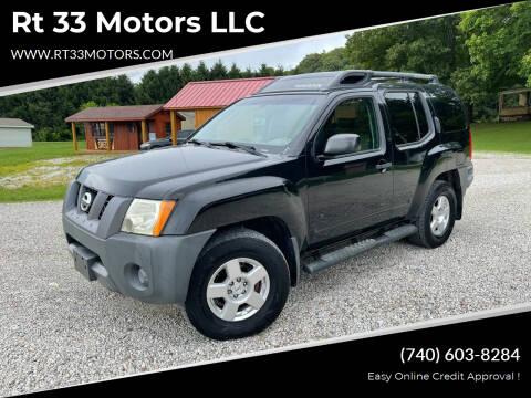 2008 Nissan Xterra for sale at Rt 33 Motors LLC in Rockbridge OH