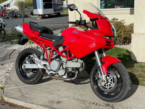 2006 Ducati Multistrada 620 for sale at Harper Motorsports-Powersports in Post Falls ID