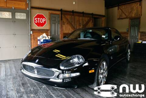 2004 Maserati Coupe for sale at NW AutoXchange in Auburn WA