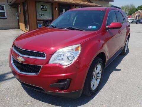 2013 Chevrolet Equinox for sale at Perry Auto Service & Sales in Shoemakersville PA