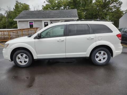 2010 Dodge Journey for sale at Hilltop Auto in Prescott MI