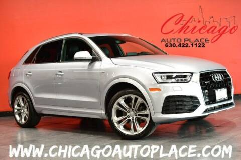 2016 Audi Q3 for sale at Chicago Auto Place in Bensenville IL