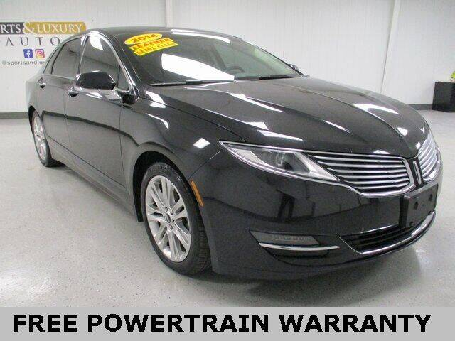 2014 Lincoln MKZ Hybrid for sale at Sports & Luxury Auto in Blue Springs MO