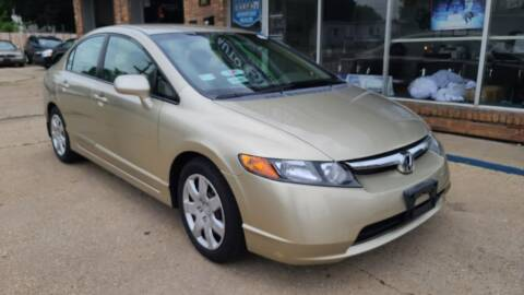 2008 Honda Civic for sale at LOT 51 AUTO SALES in Madison WI
