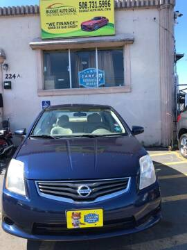 2012 Nissan Sentra for sale at Budget Auto Deal and More Services Inc in Worcester MA