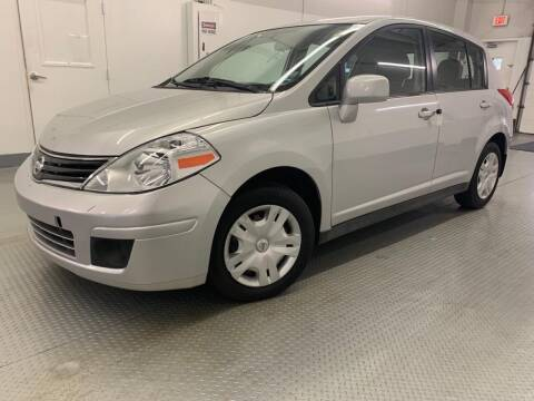 2012 Nissan Versa for sale at TOWNE AUTO BROKERS in Virginia Beach VA