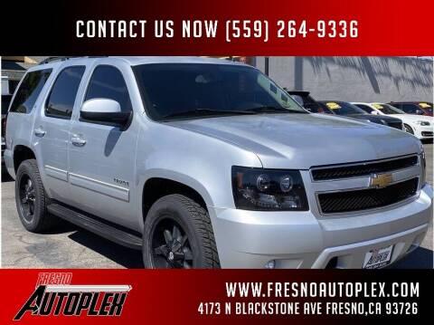 2013 Chevrolet Tahoe for sale at Fresno Autoplex in Fresno CA