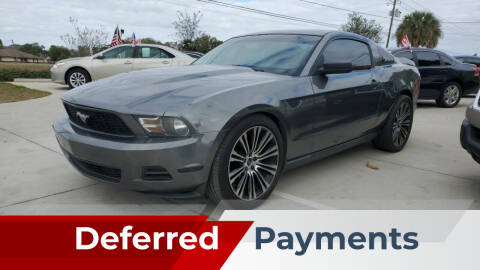 2010 Ford Mustang for sale at GP Auto Connection Group in Haines City FL