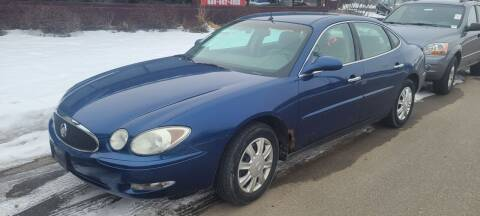2005 Buick LaCrosse for sale at Steve's Auto Sales in Madison WI