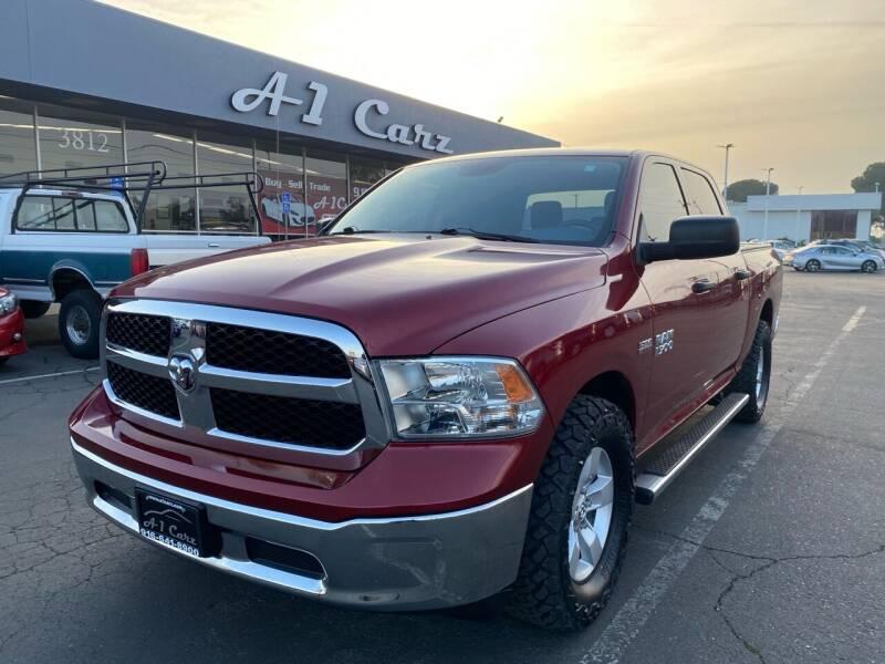 2014 RAM Ram Pickup 1500 for sale at A1 Carz, Inc in Sacramento CA
