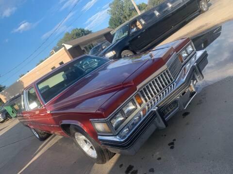 1978 Cadillac DeVille for sale at Bizzarro's Championship Auto Row in Erie PA