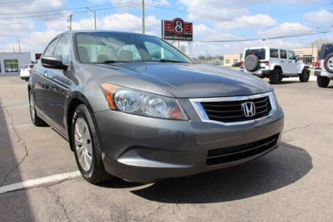 2010 Honda Accord for sale at B & B Car Co Inc. in Clinton Twp MI