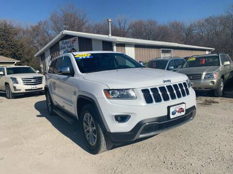 2014 Jeep Grand Cherokee for sale at Victor's Auto Sales Inc. in Indianola IA