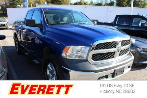 2015 RAM Ram Pickup 1500 for sale at Everett Chevrolet Buick GMC in Hickory NC