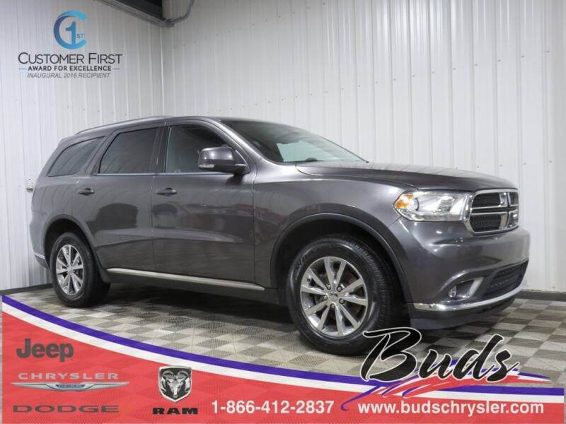 2014 Dodge Durango for sale in Celina, OH