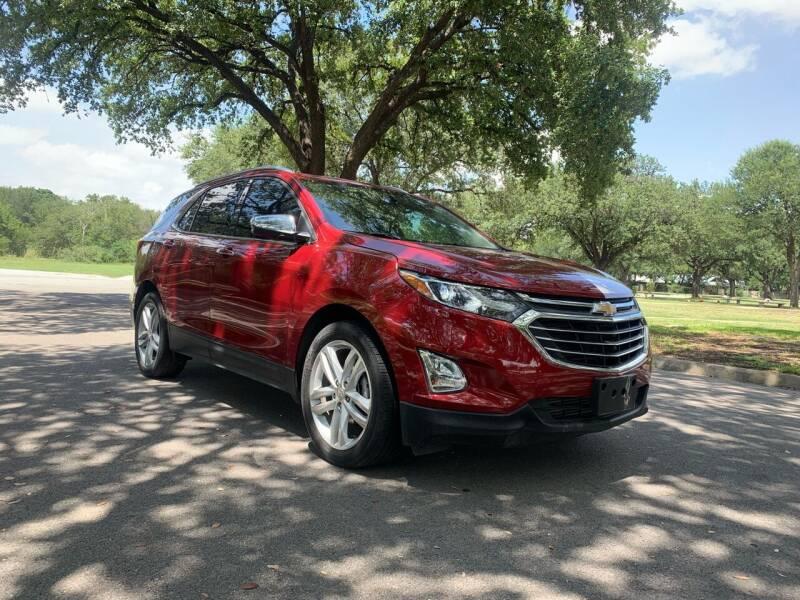 2018 Chevrolet Equinox for sale at 210 Auto Center in San Antonio TX