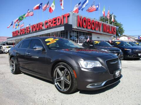2016 Chrysler 300 for sale at Giant Auto Mart 2 in Houston TX
