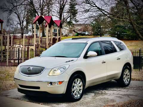 2011 Buick Enclave for sale at ARCH AUTO SALES in St. Louis MO