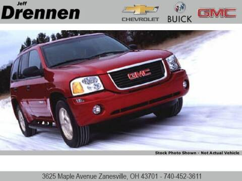 2005 GMC Envoy for sale at Jeff Drennen GM Superstore in Zanesville OH