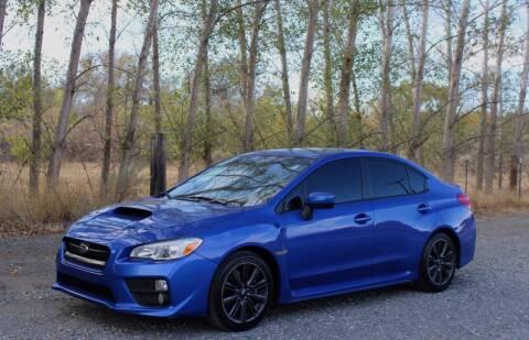 2015 Subaru WRX for sale at Northwest Premier Auto Sales in West Richland WA