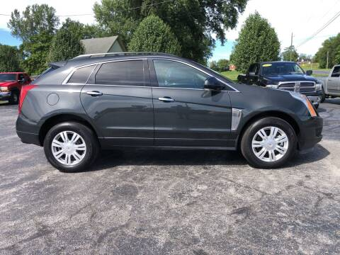 2016 Cadillac SRX for sale at Westview Motors in Hillsboro OH