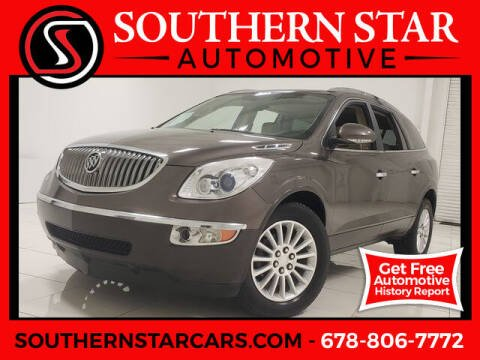 2008 Buick Enclave for sale at Southern Star Automotive, Inc. in Duluth GA