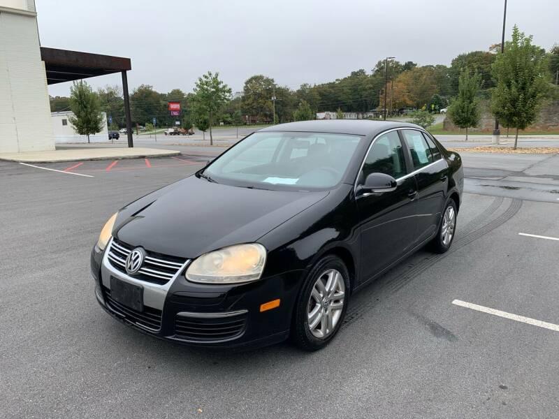 2007 Volkswagen Jetta for sale at Allrich Auto in Atlanta GA