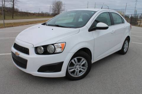 2014 Chevrolet Sonic for sale at CORPORATE CARS OF WISCONSIN in Sheboygan WI