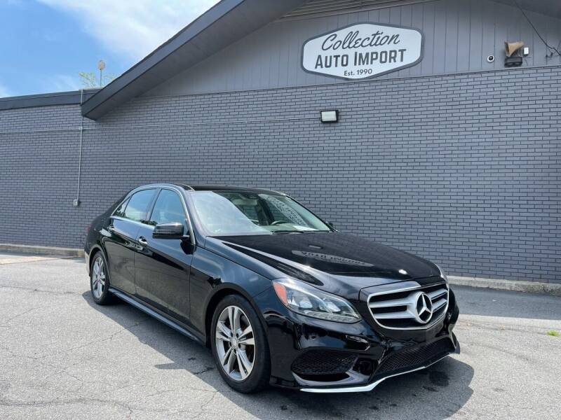 2016 Mercedes-Benz E-Class for sale at Collection Auto Import in Charlotte NC