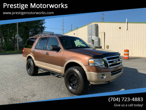2012 Ford Expedition for sale at Prestige Motorworks in Concord NC