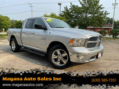 2013 RAM Ram Pickup 1500 for sale at Magana Auto Sales Inc in Aurora IL