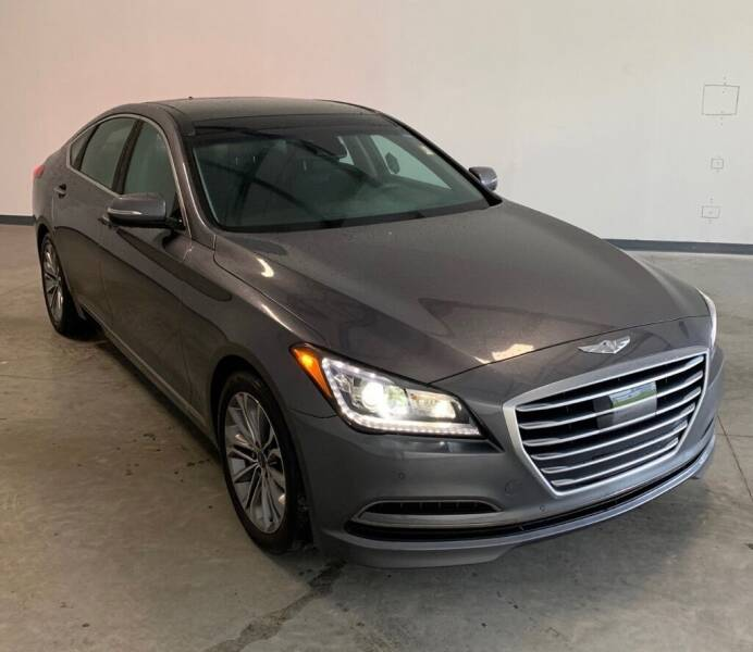 2015 Hyundai Genesis for sale at AH Ride & Pride Auto Group in Akron OH