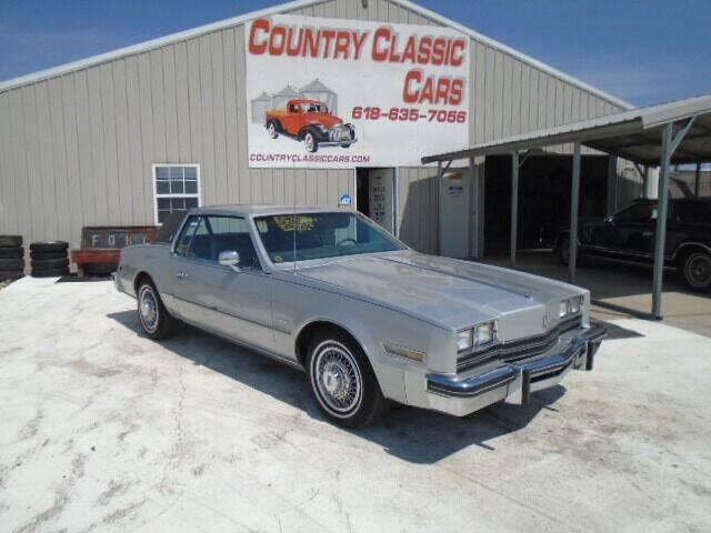 1985 Oldsmobile Toronado for sale in Staunton, IL