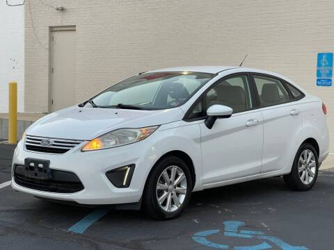 2011 Ford Fiesta for sale at Carland Auto Sales INC. in Portsmouth VA