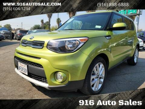 2019 Kia Soul for sale at 916 Auto Sales in Sacramento CA