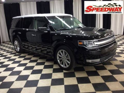 2016 Ford Flex for sale at SPEEDWAY AUTO MALL INC in Machesney Park IL
