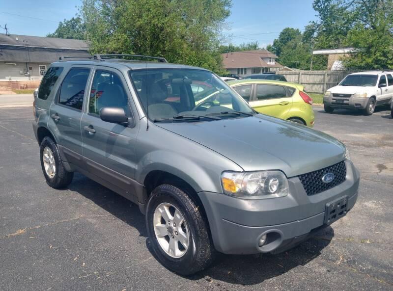 2007 Ford Escape for sale at I Car Motors in Joliet IL