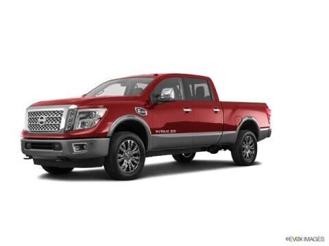 2017 Nissan Titan XD for sale at Douglass Automotive Group - Douglas Nissan in Waco TX