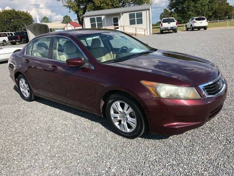 2010 Honda Accord for sale at RAYMOND TAYLOR AUTO SALES in Fort Gibson OK