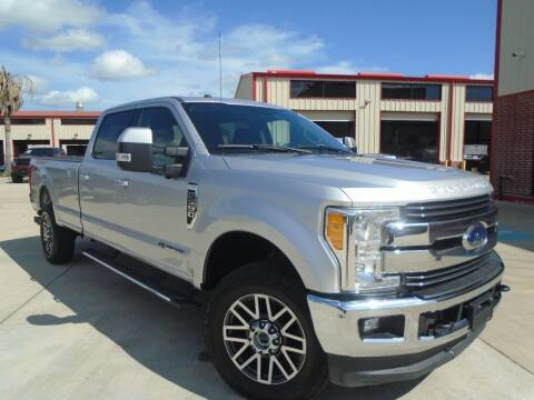 2017 Ford F-350 Super Duty for sale at Premier Foreign Domestic Cars in Houston TX