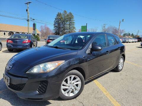 2012 Mazda MAZDA3 for sale at J's Auto Exchange in Derry NH