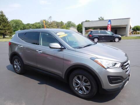 2013 Hyundai Santa Fe Sport for sale at North State Motors in Belvidere IL