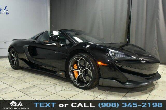 2020 McLaren 600LT Spider for sale in Hillside, NJ