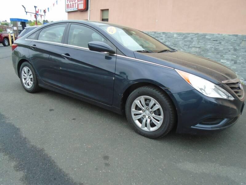 2011 Hyundai Sonata for sale at Broadway Auto Services in New Britain CT